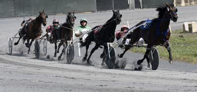 The races attract generations of fans to the Shenandoah County Fair