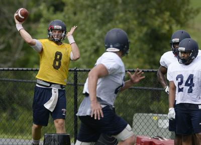 SU Football Notebook: QB Bauserman relishes chance to throw in front of Redskins scout