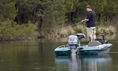 Frederick Lake Fishing