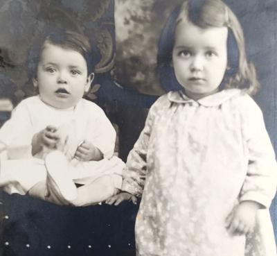 RUTH AND VIOLET