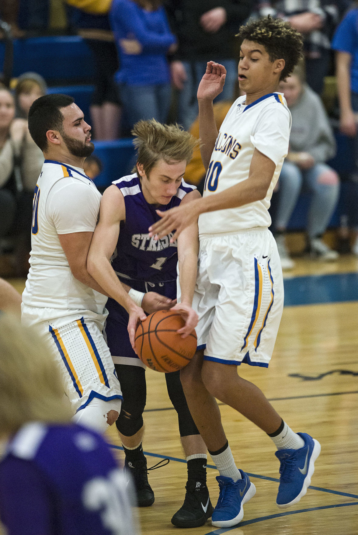 Year in review sports 2018 - Central boys basketball