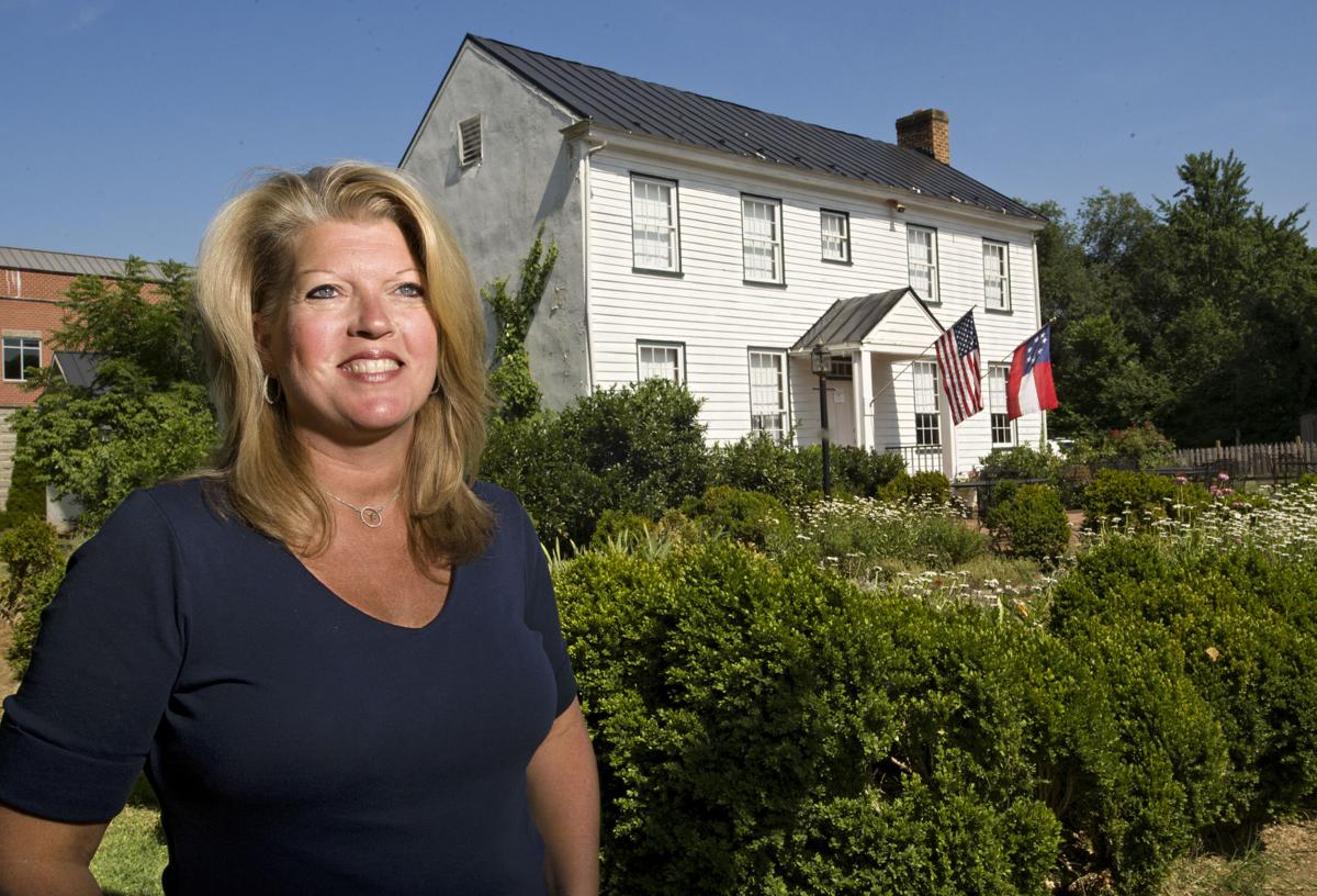 'The Heritage Society is for the people' : New director is excited to delve into local history