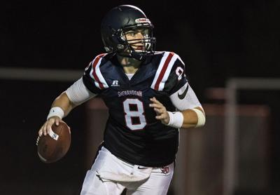 Shenandoah QB Bauserman named ODAC's Offensive Player of the Year
