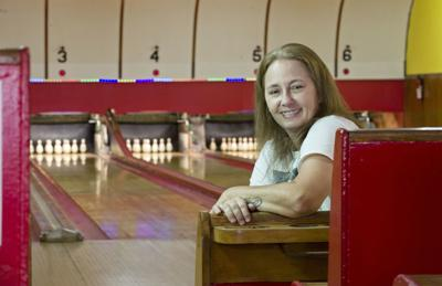 Shenandoah Bowling Lanes reopens, offering a door to the past