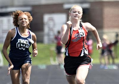Stonewall Jackson's Neff ready for track state championships