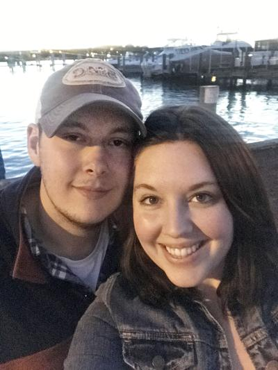 Middle school sweethearts embark on first year of marriage