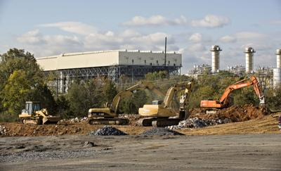 Rockland Park moves ahead of schedule