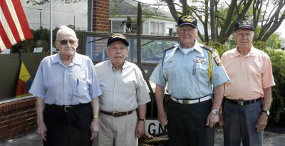 Veterans reflect on World War II's ending