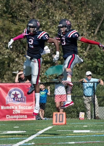 SU Football Notebook: Several Hornets break out offensively in win over Hampden-Sydney