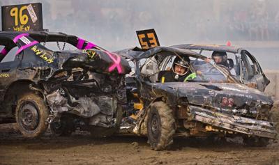 Fair Fun: Demolition Derby
