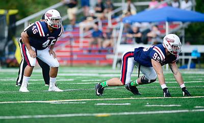 Williams a quiet force in the middle of Shenandoah's defense