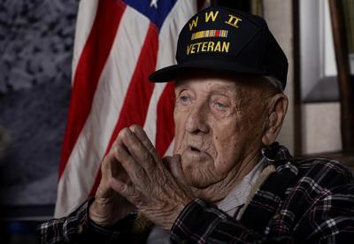 World War II veterans look back on the war