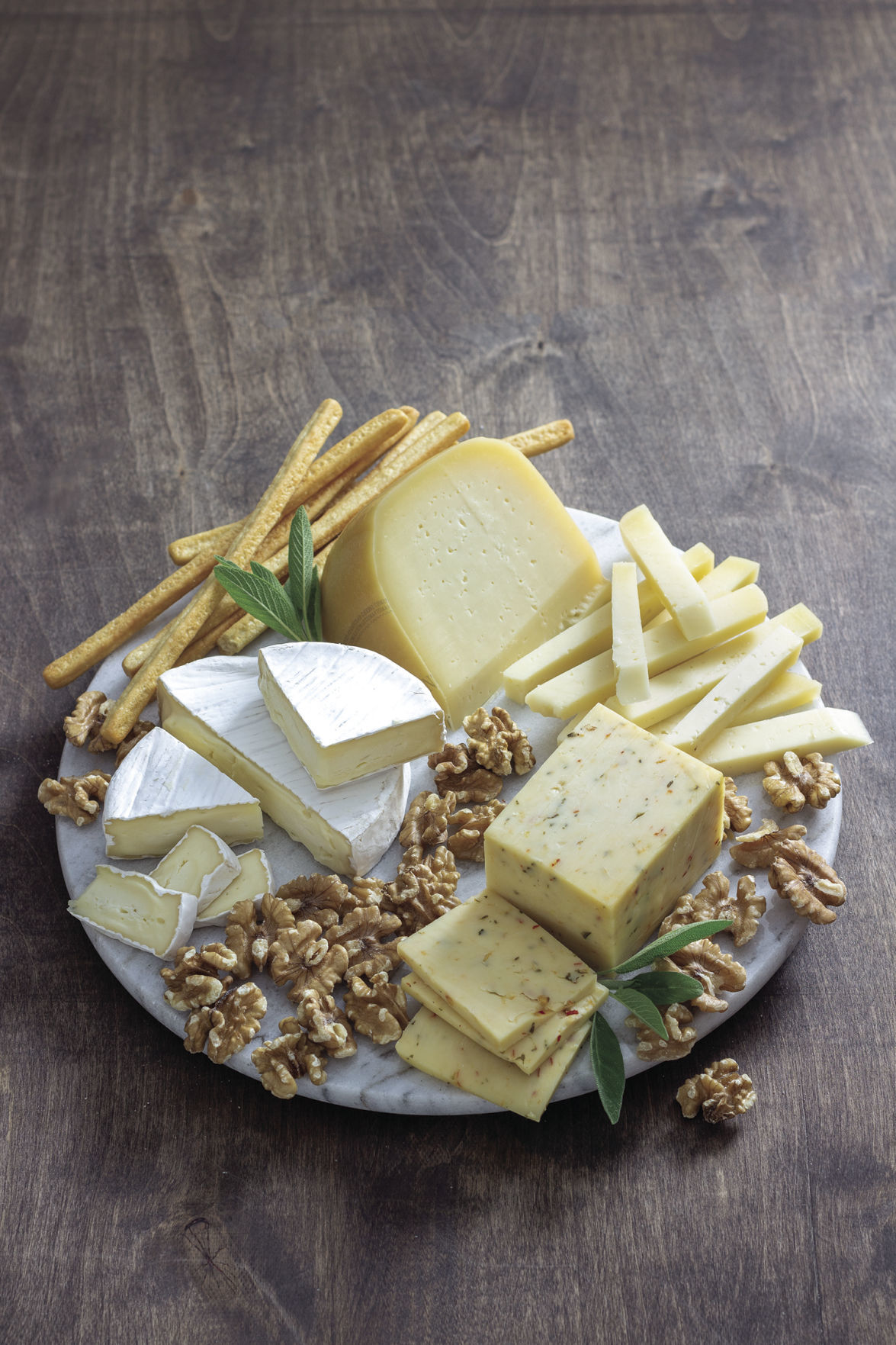 CONTINENTAL CHEESE BOARD