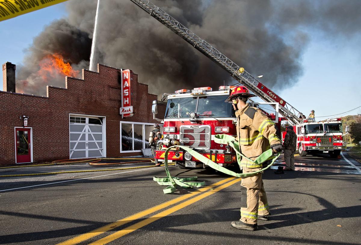 STRASBURG FIRE1