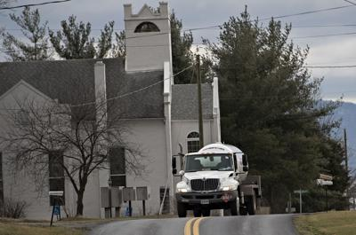 Reliance Road truck ban advances