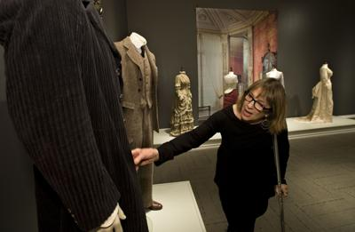 Museum exhibit to showcase finery in film