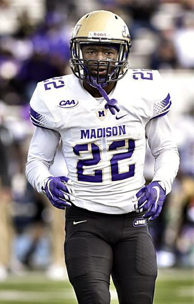 JMU's Robinson excited to be healthy for playoffs
