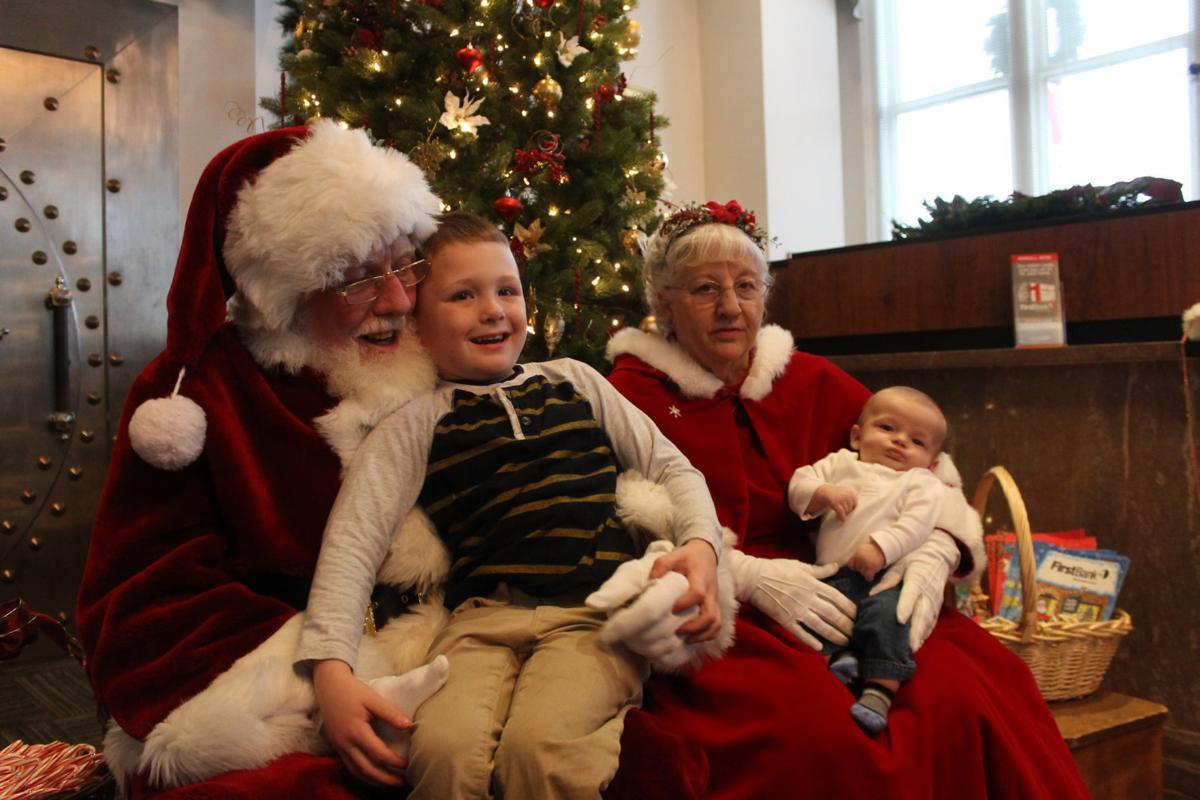 Strasburg Christmas Events