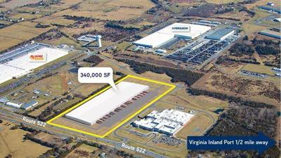 Virginia Inland Port Logistics Center