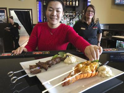 Winchester Anna Chen 37 Has Never Been Able To Stick One Style Of Cooking The Cuisine At Her First Restaurant Ginger Asian In Stephens City