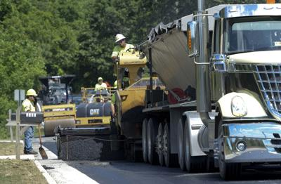 Finishing touches: Leach Run Parkway project nears end