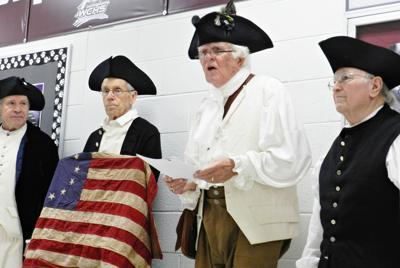 SONS AMERICAN REVOLUTION