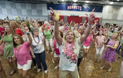 Bloomers Luncheon proves all you need is friends