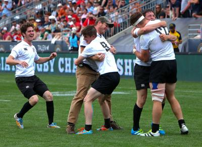 Christendom rugby wins school's first national championship
