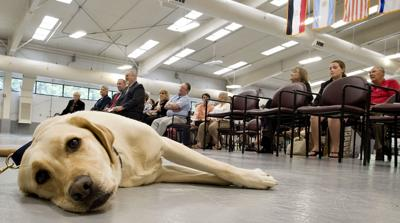 Hearing to focus on ATF dog training facility