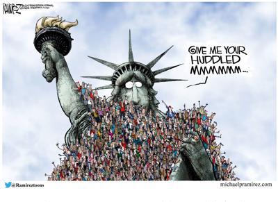 Editorial Cartoon: Dec. 1