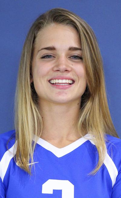 Christendom's Briggs named Student-Athlete of the Year