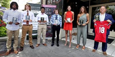 Honored Athletes (for NVD)