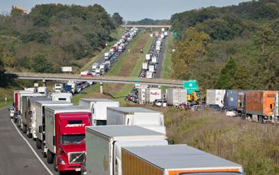 Interstate 81 Traffic Snarl | Local-news | nvdaily com