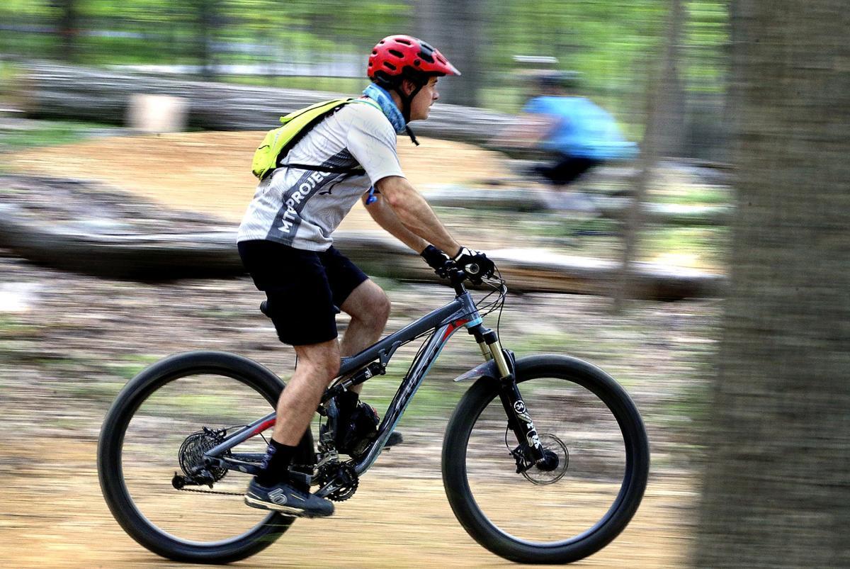 W Va Mountain Bike Trail System Helping Sport Grow Nvdaily Nvdaily Com