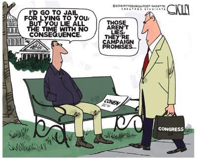 Editorial Cartoon: Dec. 6