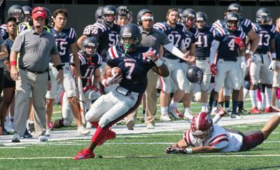 SU Football Notebook: Hornets hoping to harness more good energy in season finale