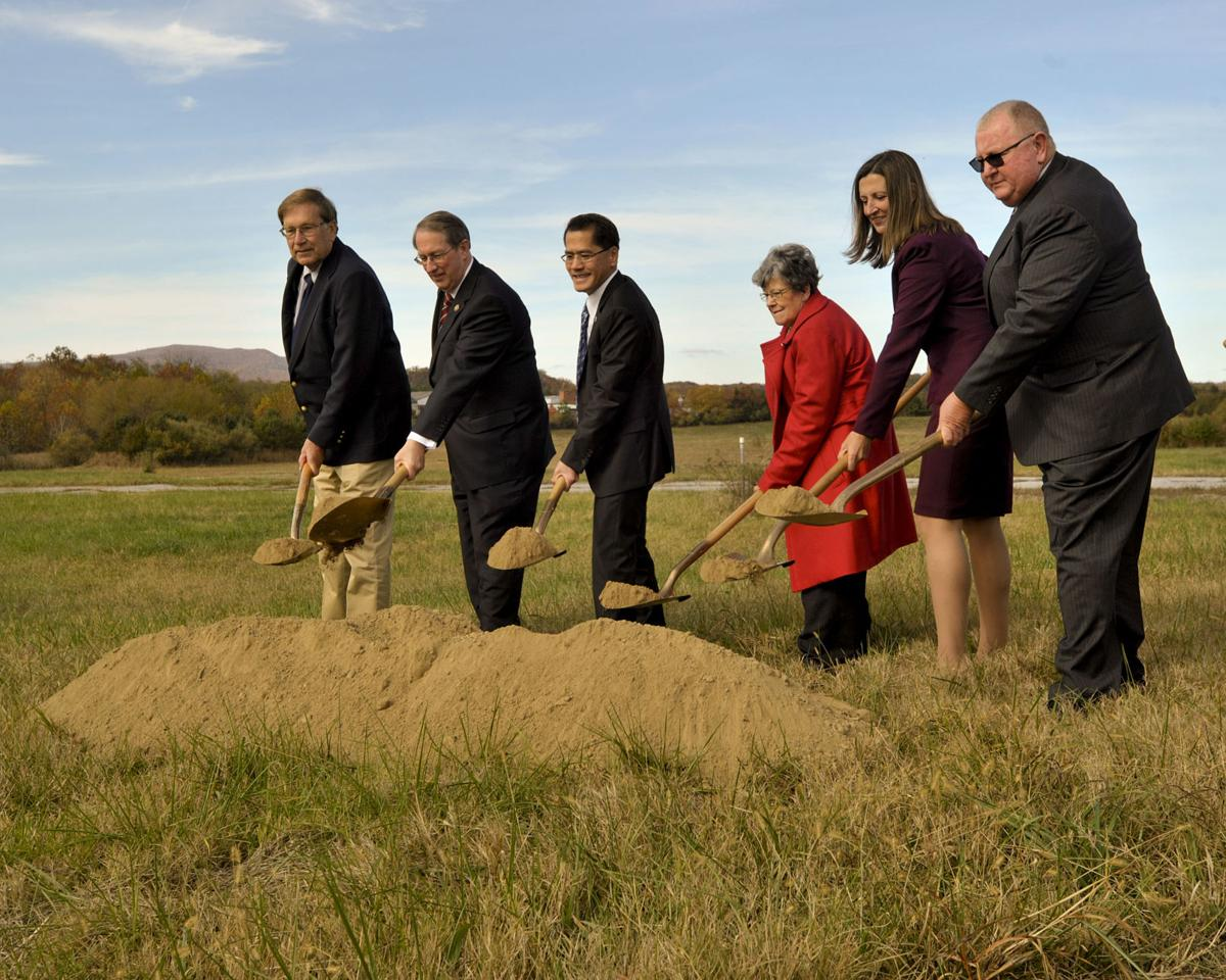 ITFederal breaks ground in Front Royal