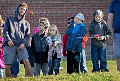 Nature Trails program breaks down agriculture for second-graders