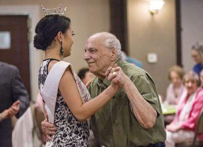 Apple Blossom Festival fun: The young at heart take to the dance floor
