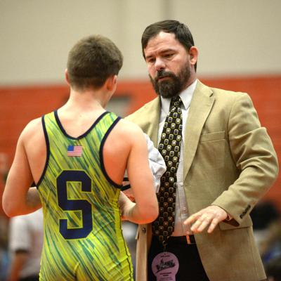 Departing Keel reflects on time as Skyline wrestling coach after 11 years