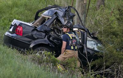 Strasburg man dies in crash