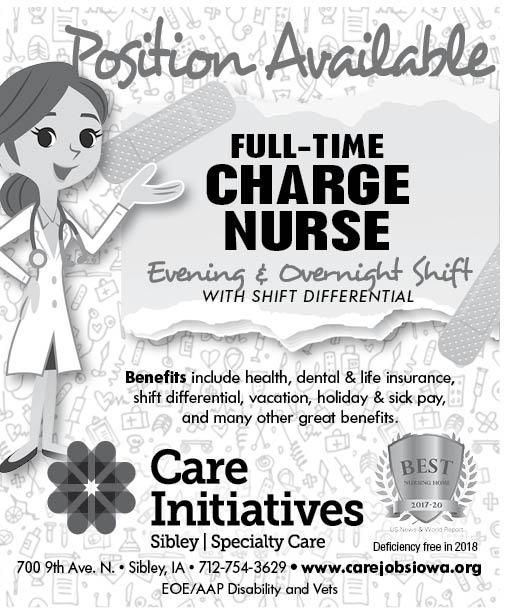 Charge Nurse at Care Initiatives