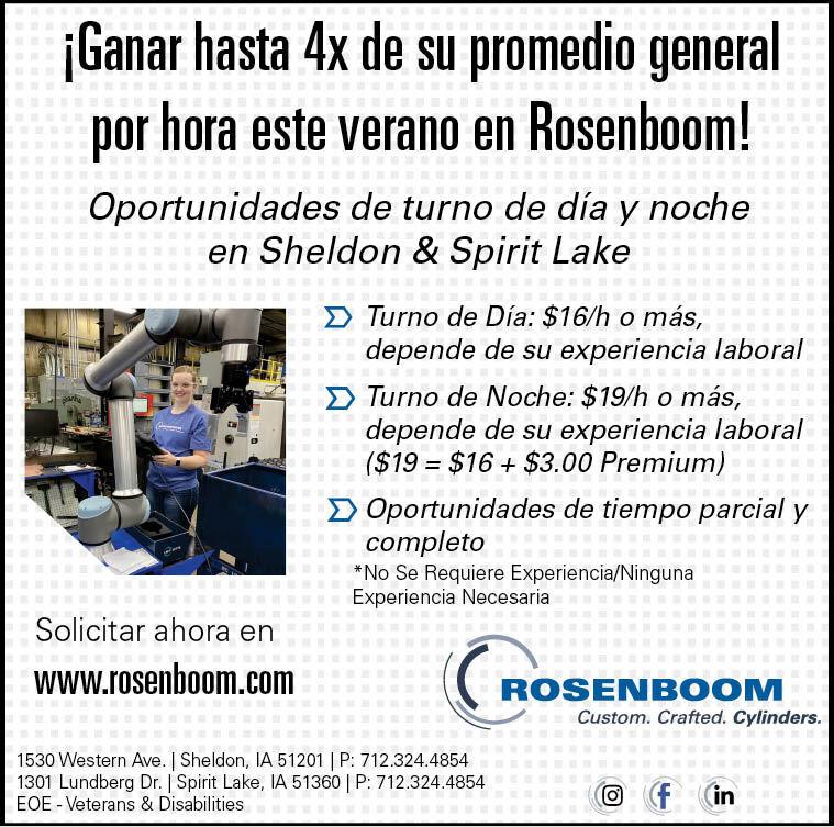 Verano Temporal at Rosenboom