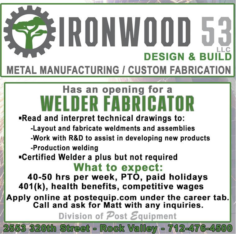 Welder at Ironwood 53