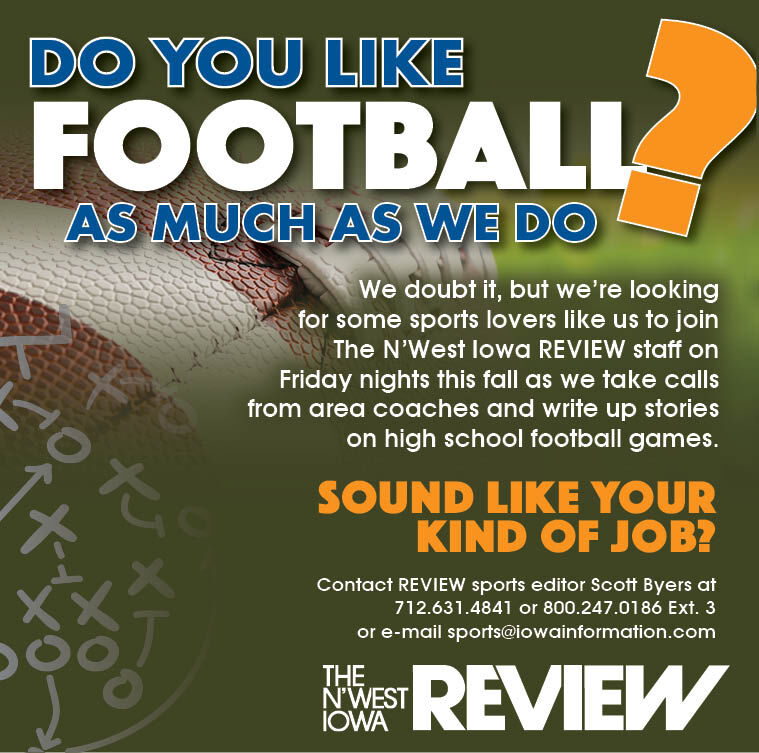 Football Friday at Iowa Information Publications