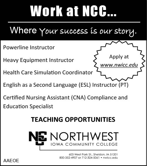 Powerline Instructor at NCC