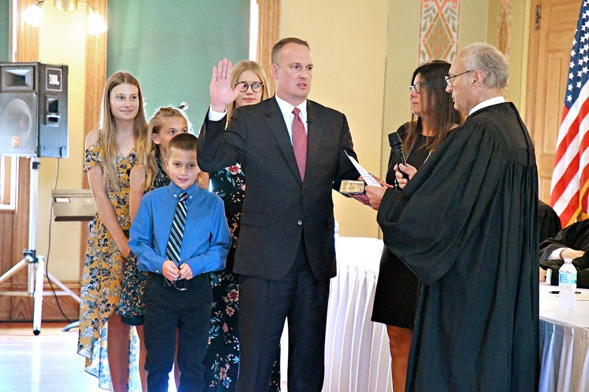 Sioux Center native named federal judge