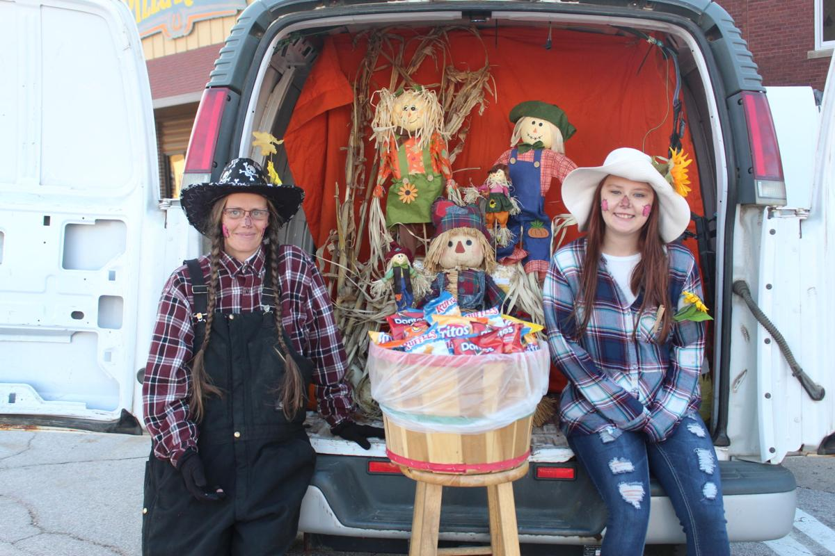 Trunk or Treat on Central Avenue