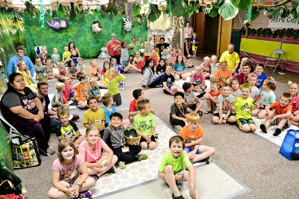 Children of Doon roar into summer via VBS