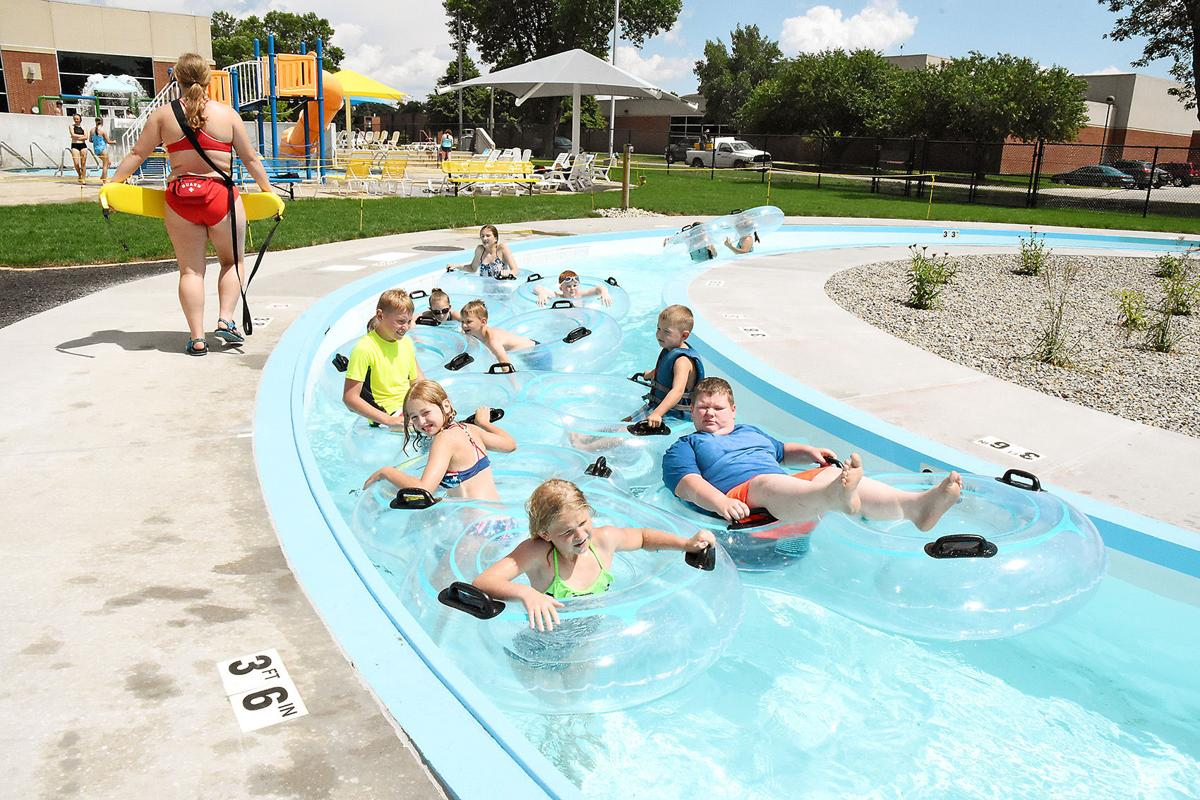 Waterpark Holds Ribbon Cutting